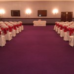 Carden Suite Ceremony Room