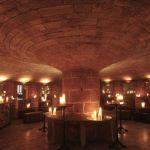 Cellar Bar at Peckforton Castle