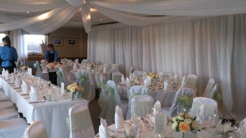 Wedding Breakfast Leverhulme Suite