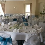 Stanneylands Hotel venue dressing