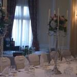 Midland Hotel wedding venue dressing