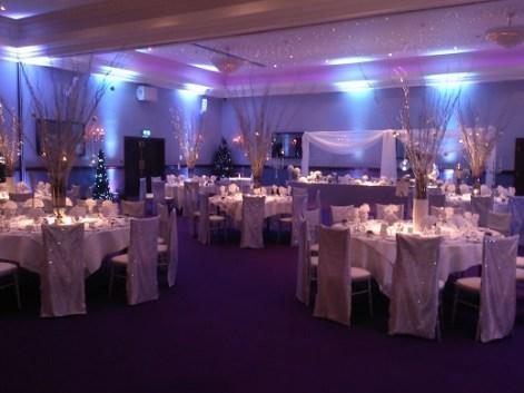 Winter Wedding at Carden Park