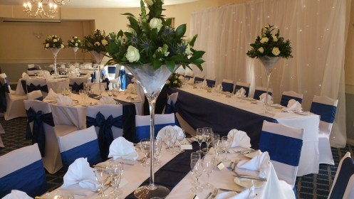 Stanneylands Hotel wedding