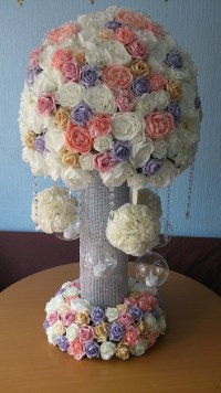 stunning wedding centrepiece flowers