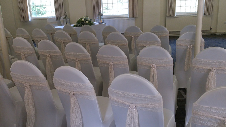 ivory wedding chair covers hire camp chairs on sale quarry bank mill | woodyatt warner