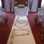 Carden Park shooting lodge weddings