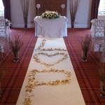 Carden Park wedding ceremony