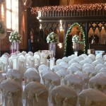 Peckforton Castle venue dressers