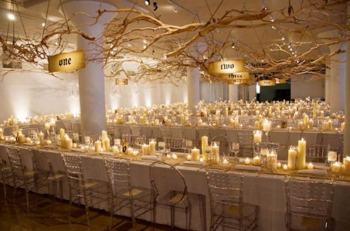 wedding centrepiece ideas
