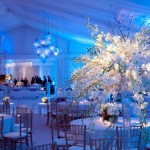 Winter style wedding ideas