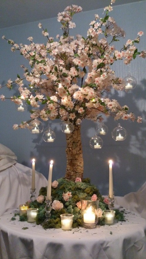 Centrepiece tree