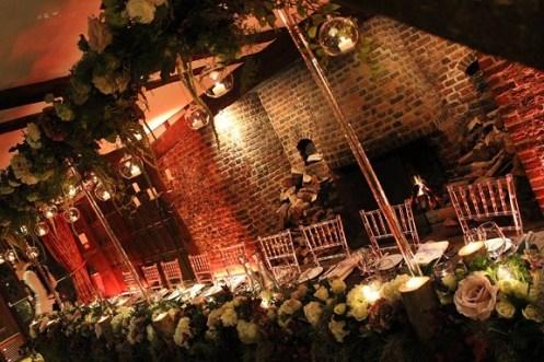 Rustic style weddings