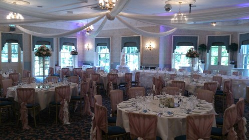 Statham lodge venue dressers