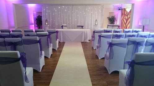 venue dressers north wales