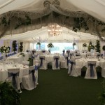 marquee wedding decorations