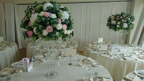 wedding centrepiece hire
