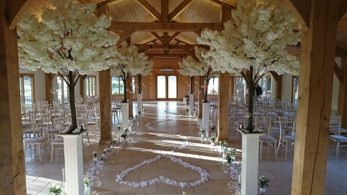 blossom tree weddings