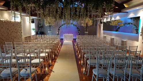 castlefield rooms wedding venue dressing