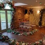 Wedding venue dressers cheshirecheshire