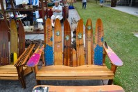 Custom Water Ski Furniture. Dang, Why Didnt I Think Of ...