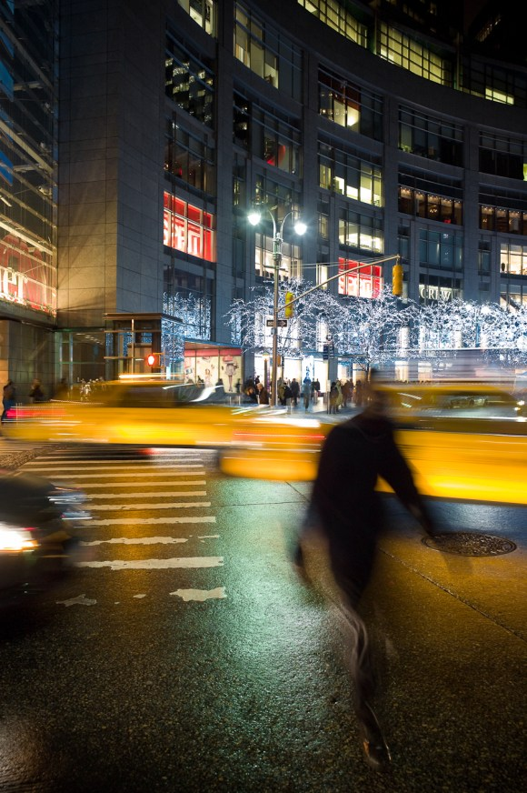 Traffic - Columbus Circle