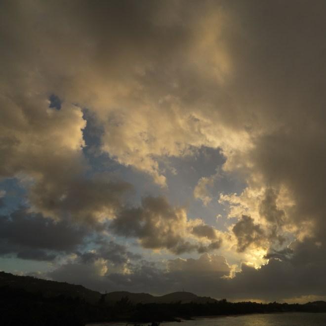 Mustique Sunset