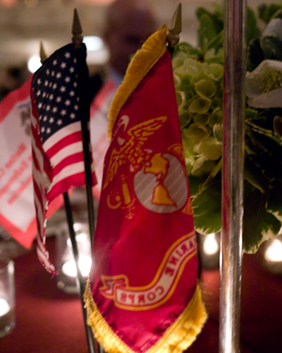 Marine Corp Law Enforcement Benefit