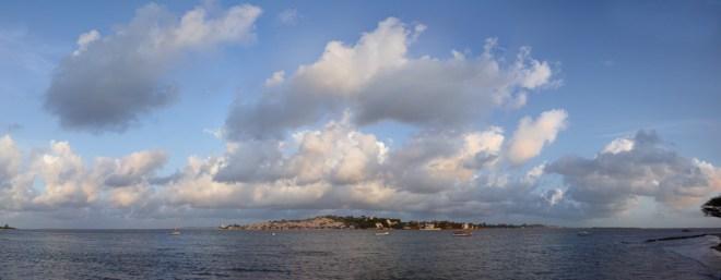 Sunrise at Lamu
