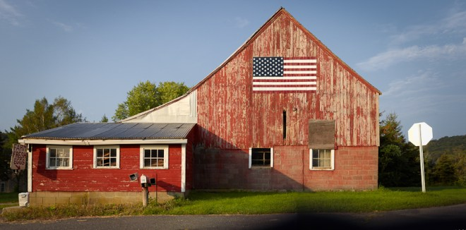 Terry Tanner's barn