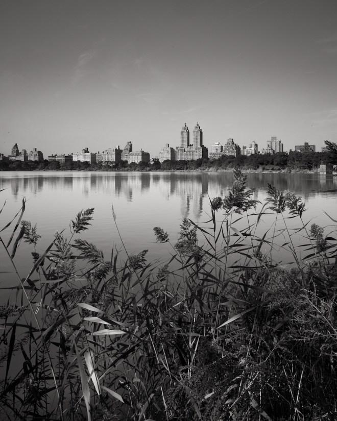 Central Park Reservoir