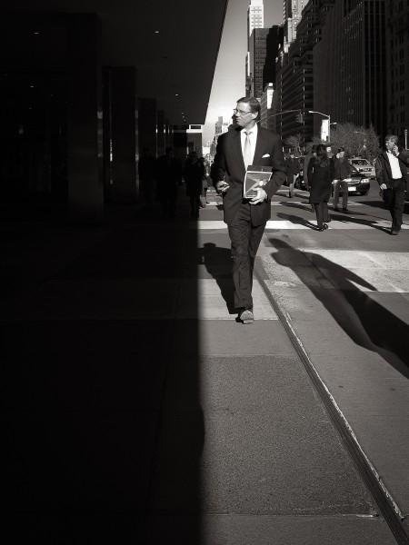 Park Avenue Pedestrian