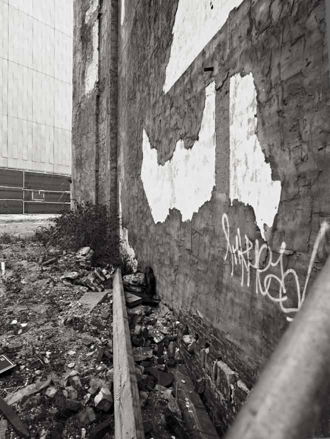 A vacant lot