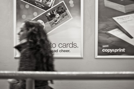 Buying paper