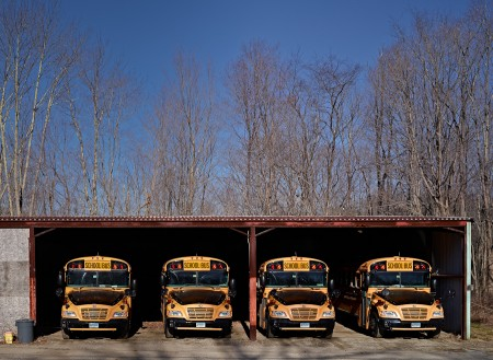 School Buses, Morris CT