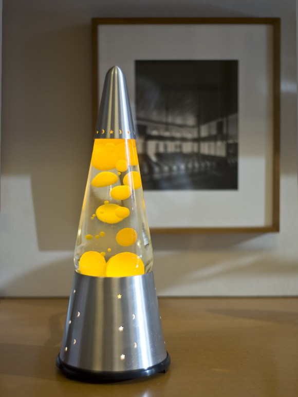 Lava Lamp and Jim Dow
