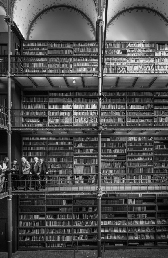 Rijsmuseum Library
