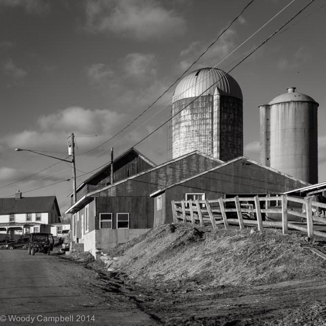 Luke Tanner's farm