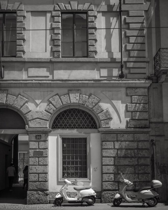 Milan Facade