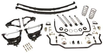 Pro Touring Suspension Kits Pro Touring Toyota Wiring