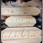 Stronger than cancer mitered_Fotor