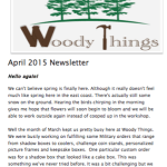 WT April 2015 eNewsletter