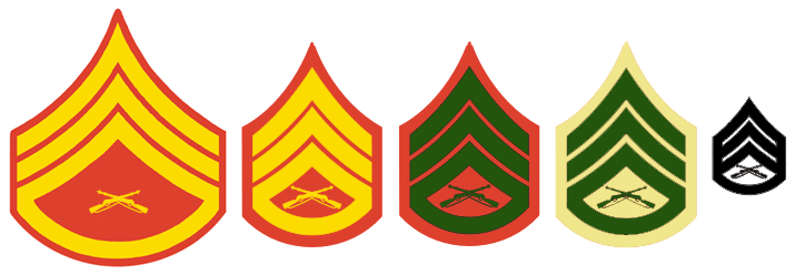Wall-Mounted USMC Chevron (FREE Downloadable) | Woody Things