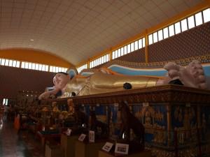 Sleeping Buddha Penang