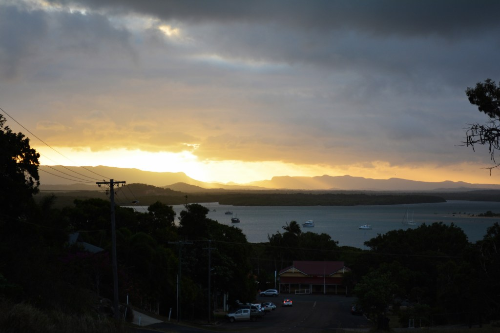 Sunset Cooktown