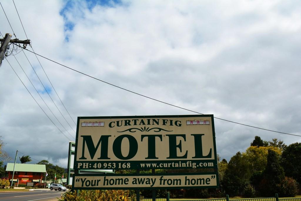Curtain Fig Motel in Yungaburra