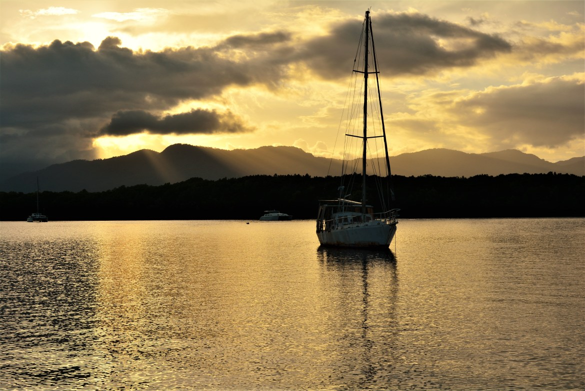 Cairns Sunset Harbour Cruise