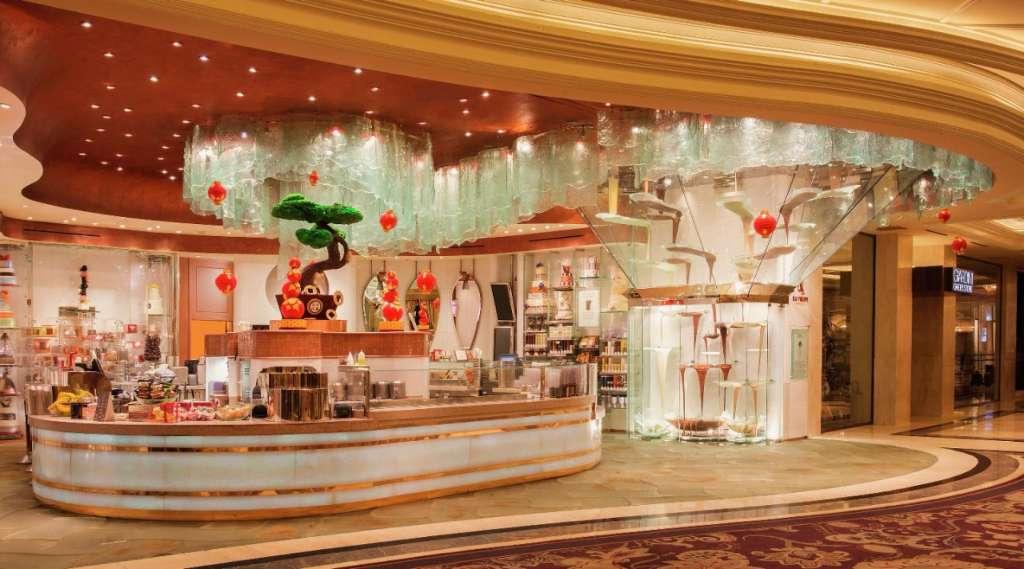 bellagio-restaurants-jean-philippe-patisserie-architecture-entry by Bellagio Las Vegas