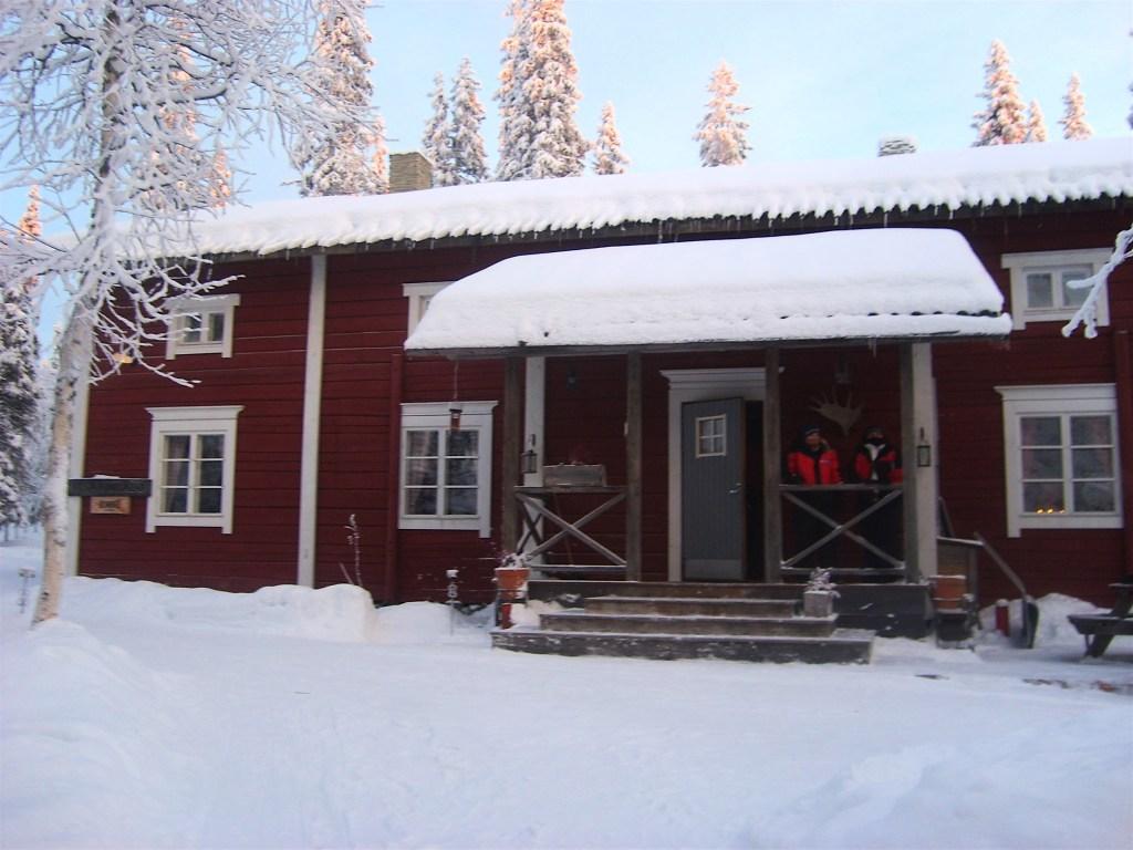 Finland Travel Finnish Lapland Kuusamo Ruka