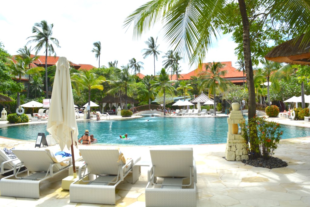 Swimmingpools at Westin Nusa Dua