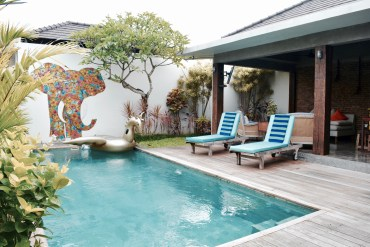 Welcome to the best Designed Villa in Bali | 4Quarters in Canggu